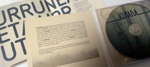 copysan Impression de CD avec Digipack en 2 parties avec fente et livret